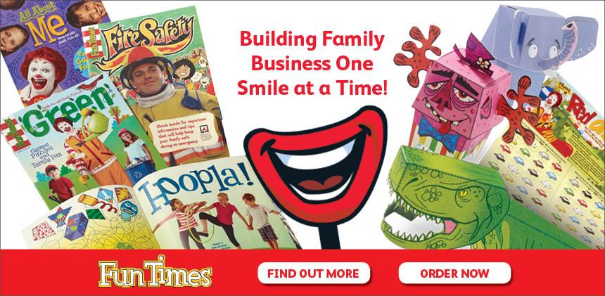 Safety Magazines, MAgazines, and Treats