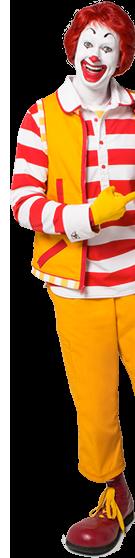 Smiley Ronald