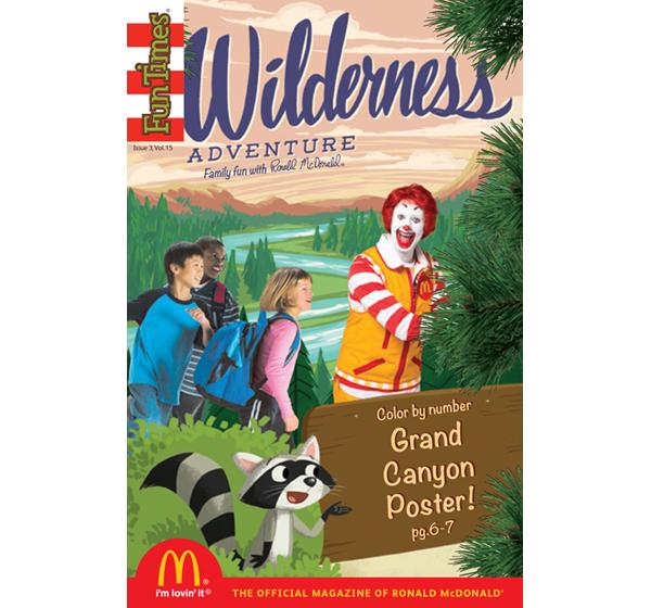 Wilderness Activity Book