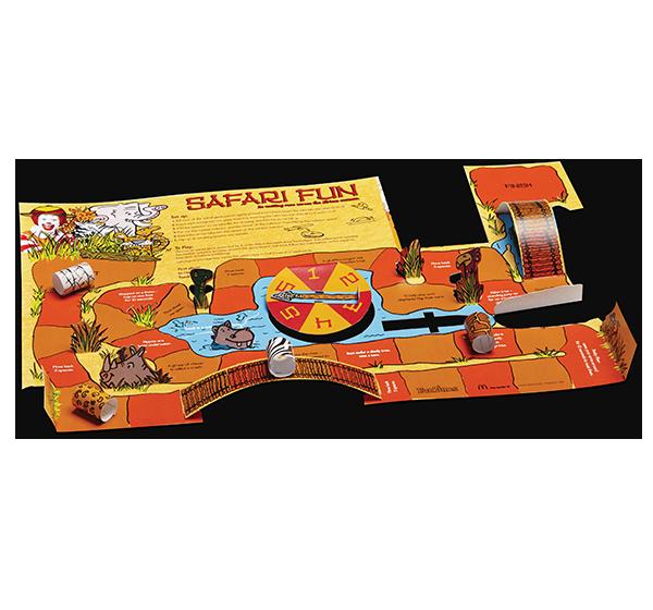 Safari Fun Family Board Game