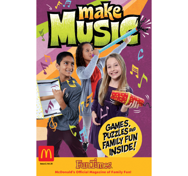 Make Music Activity Book