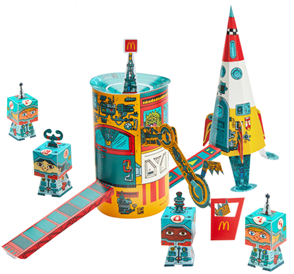 Space Playset